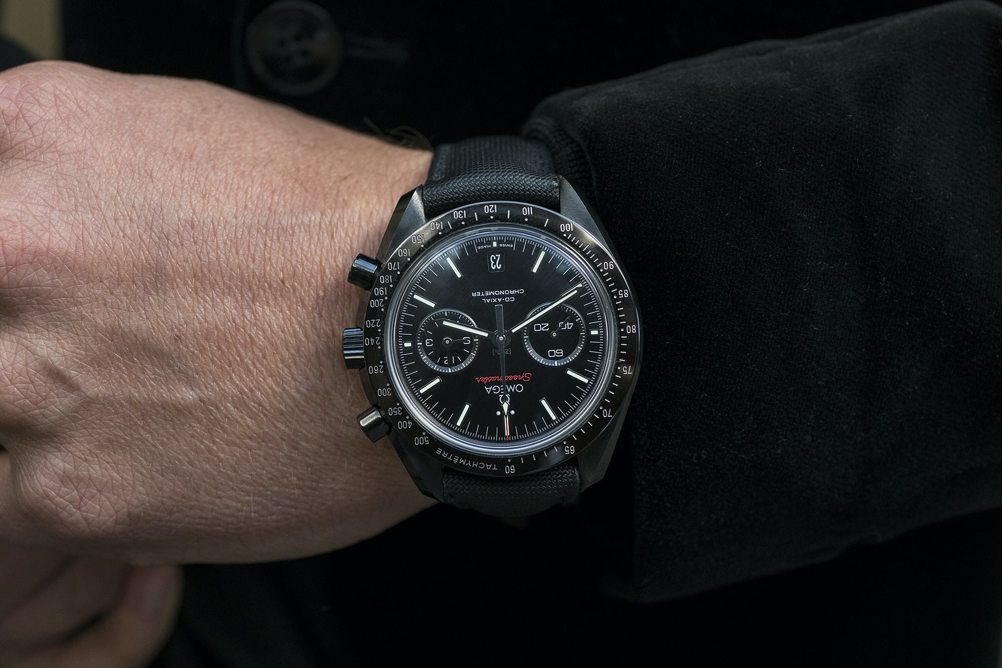 Photo Report: The Fashion And Watches Of Baselworld 2018 Photo Report: The Fashion And Watches Of Baselworld 2018 DSC00867 copy
