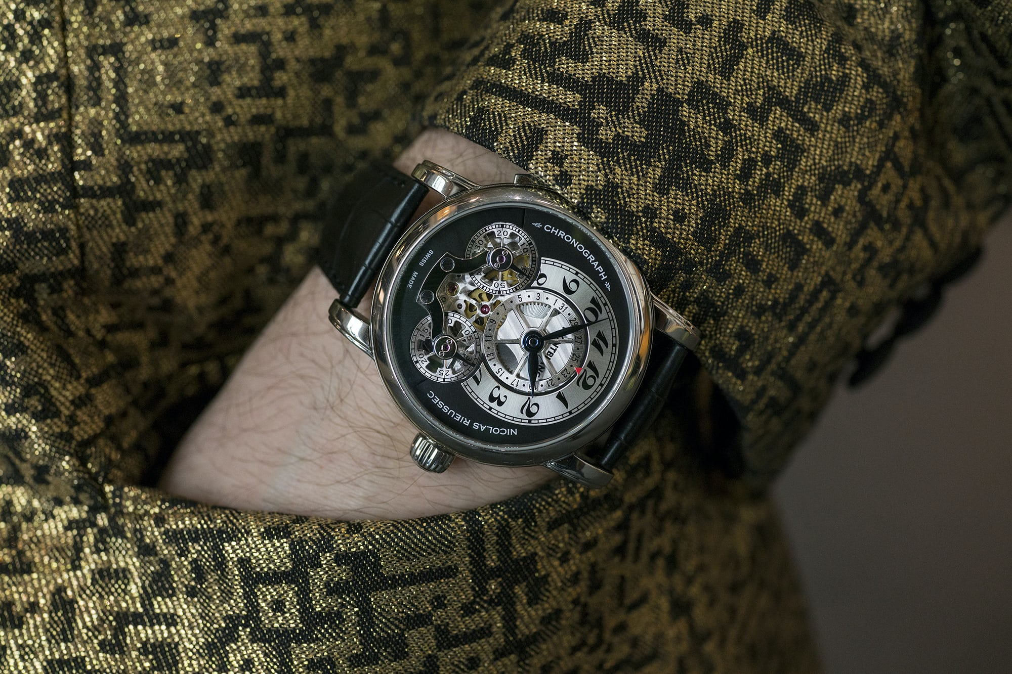 Photo Report: The Fashion And Watches Of Baselworld 2018 Photo Report: The Fashion And Watches Of Baselworld 2018 DSC00970 copy