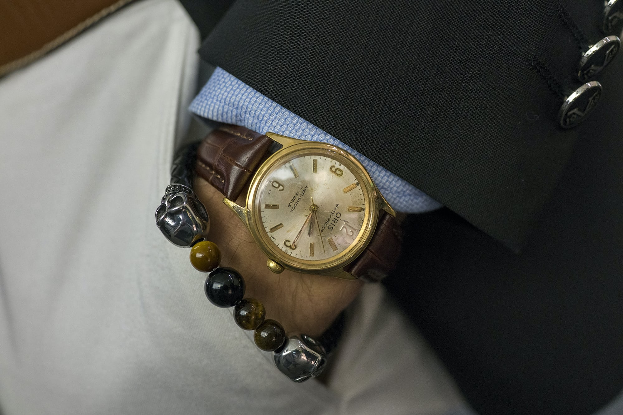 Photo Report: The Fashion And Watches Of Baselworld 2018 Photo Report: The Fashion And Watches Of Baselworld 2018 DSC00760 copy