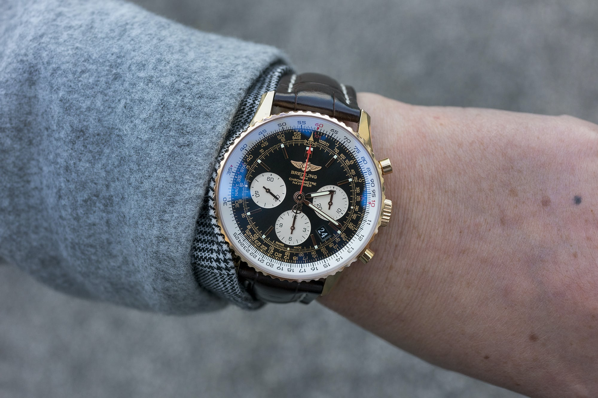 Photo Report: The Fashion And Watches Of Baselworld 2018 Photo Report: The Fashion And Watches Of Baselworld 2018 DSC00880 copy