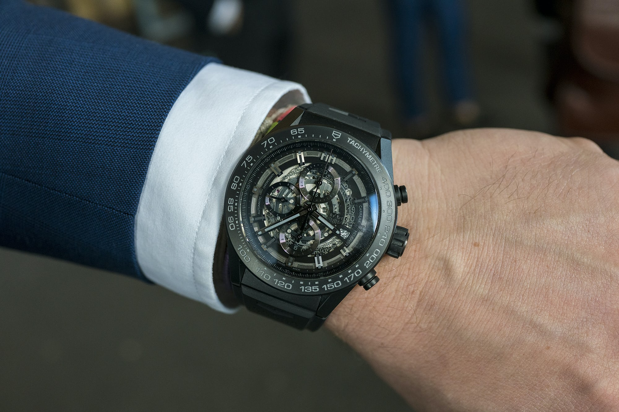Photo Report: The Fashion And Watches Of Baselworld 2018 Photo Report: The Fashion And Watches Of Baselworld 2018 DSC00851 copy