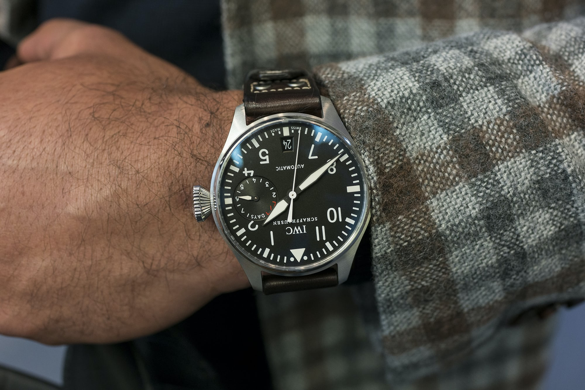 Photo Report: The Fashion And Watches Of Baselworld 2018 Photo Report: The Fashion And Watches Of Baselworld 2018 DSC00931 copy
