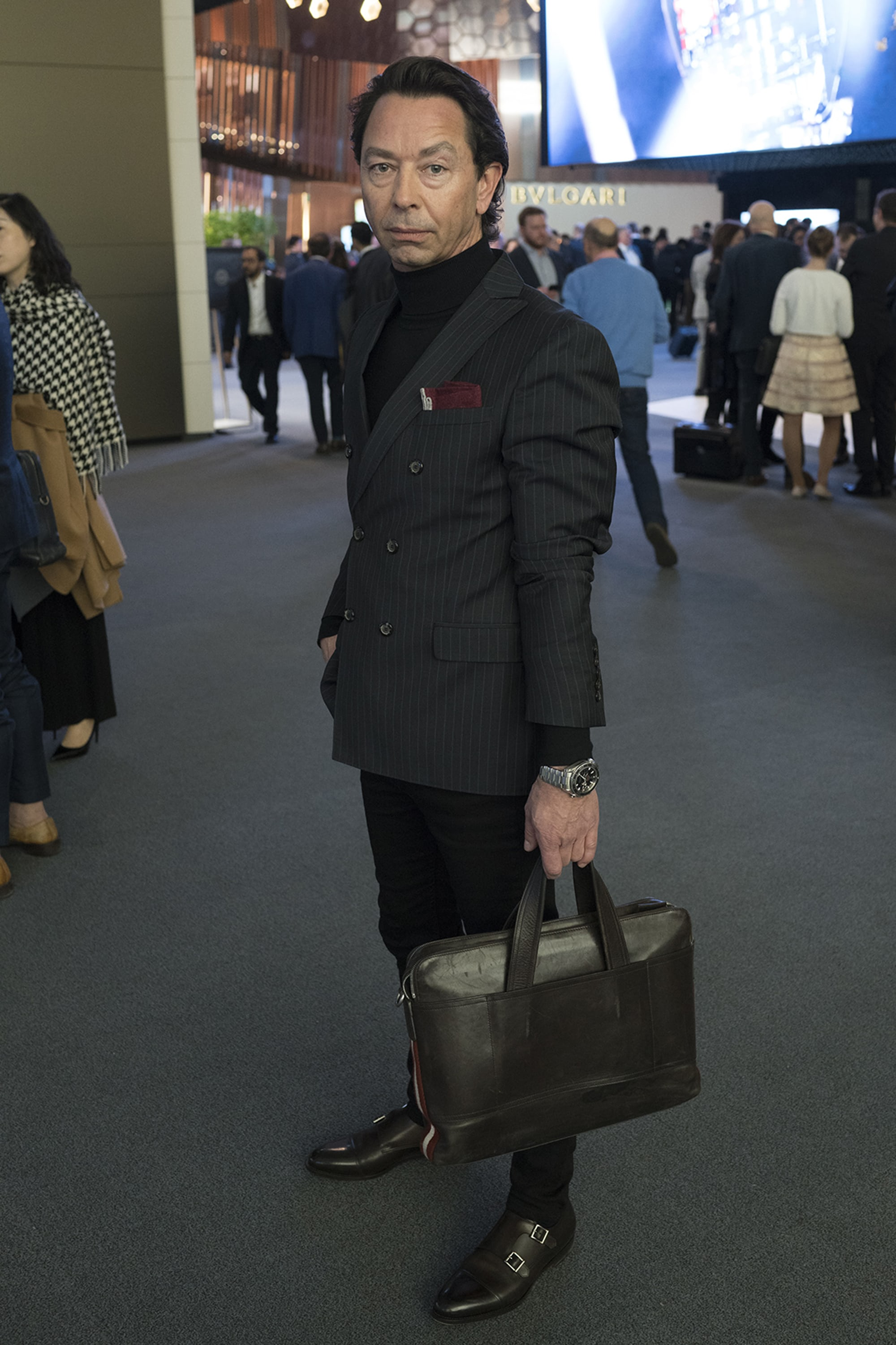 Photo Report: The Fashion And Watches Of Baselworld 2018 Photo Report: The Fashion And Watches Of Baselworld 2018 DSC03947