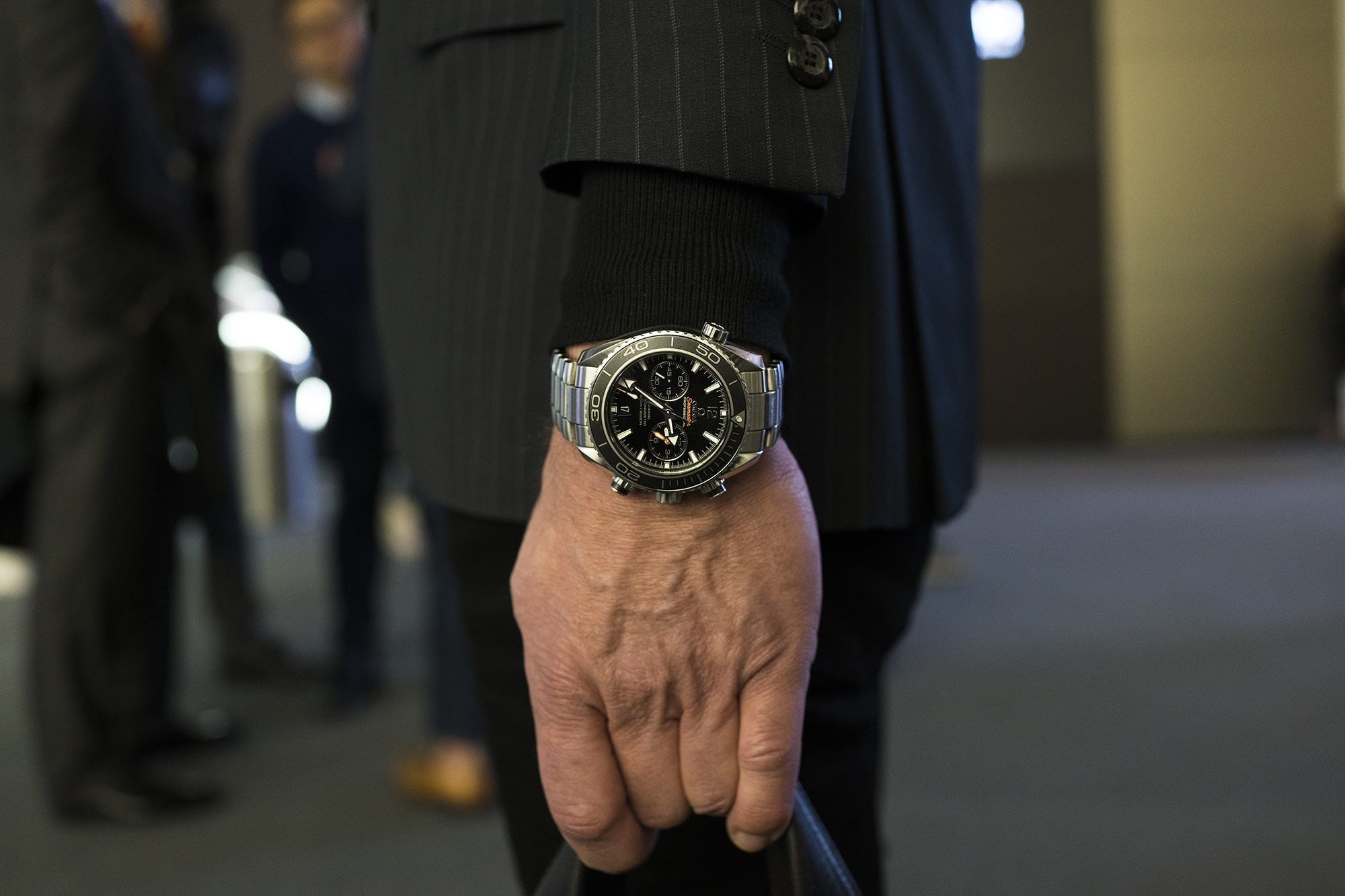 Photo Report: The Fashion And Watches Of Baselworld 2018 Photo Report: The Fashion And Watches Of Baselworld 2018 DSC03945
