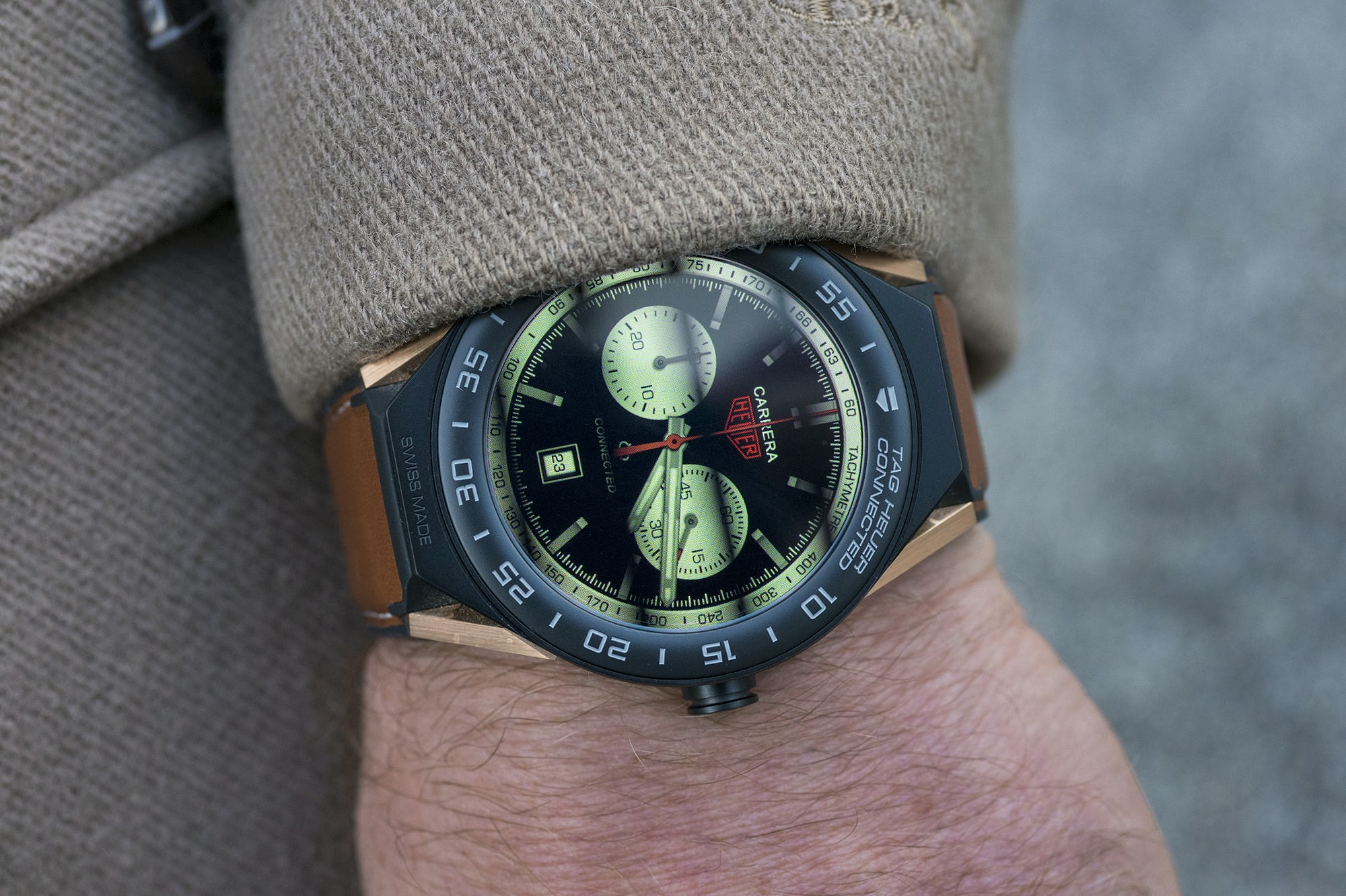 Photo Report: The Fashion And Watches Of Baselworld 2018 Photo Report: The Fashion And Watches Of Baselworld 2018 DSC00874 copy