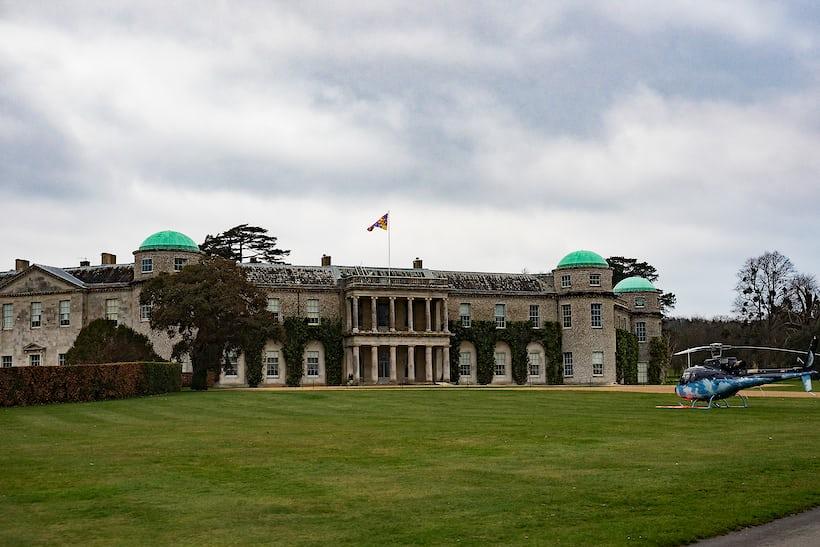 Goodwood House