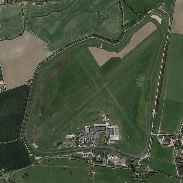 Goodwood Circuit, Google Maps