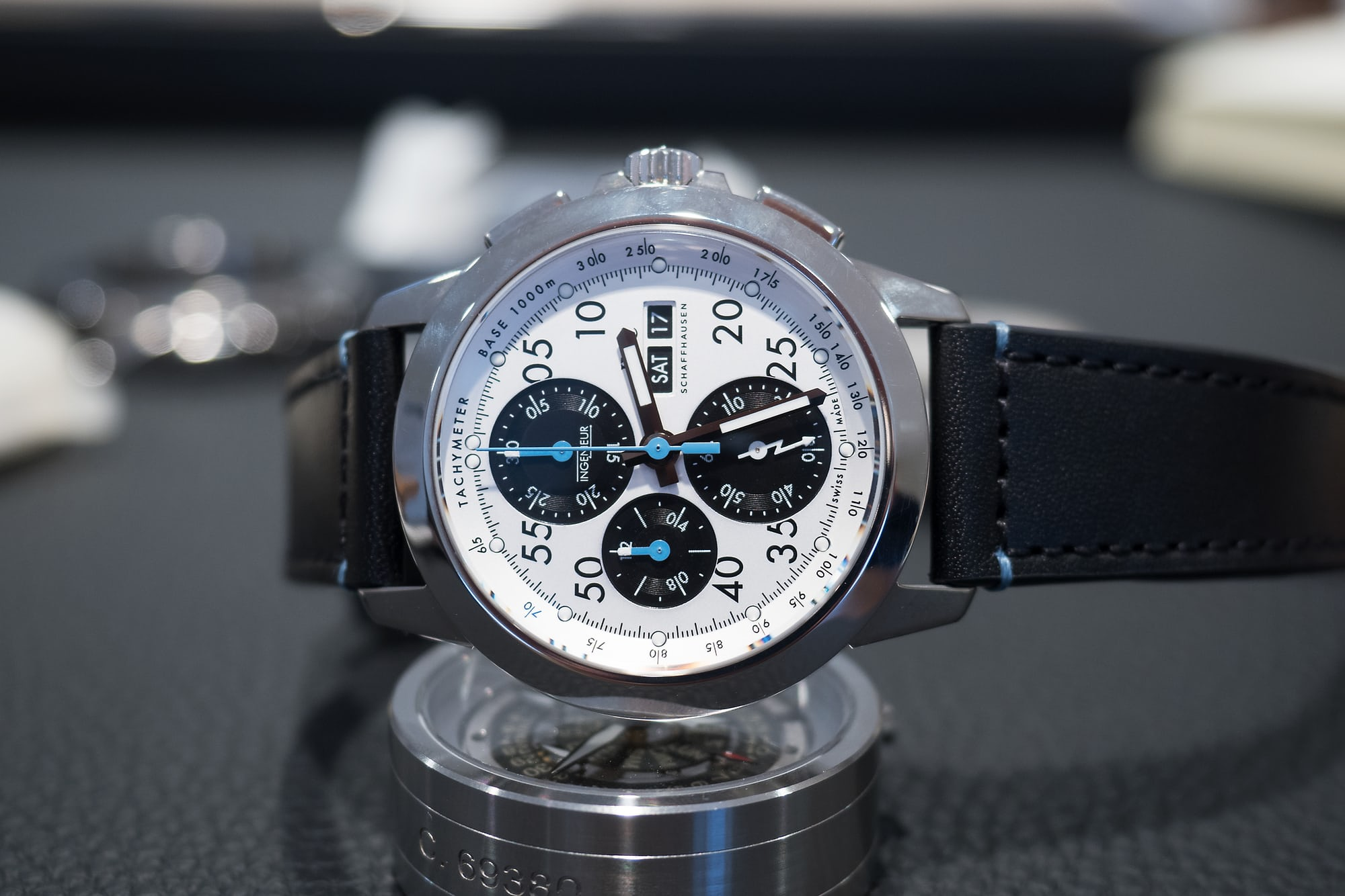 985e0a20468 Member s Meeting IWC chronograph dispatches  iwc launches the iwc racing  team (and a new