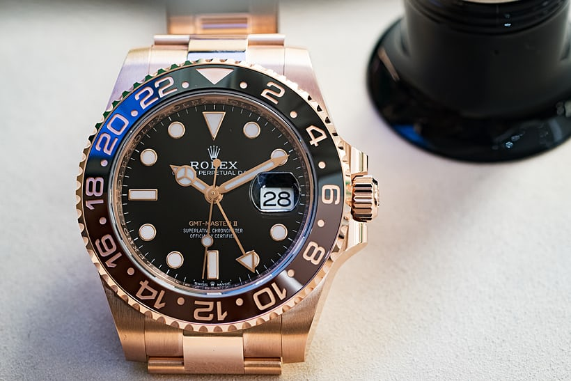 10cc5dc05 To put things a bit in perspective, it's undoubtedly completely true that  the GMT Master – both the original reference 6542 and all subsequent models  – are ...