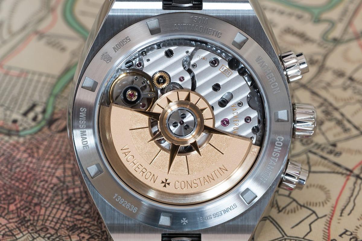 Vacheron Constantin Overseas Chronograph Panda Dial caliber 5200