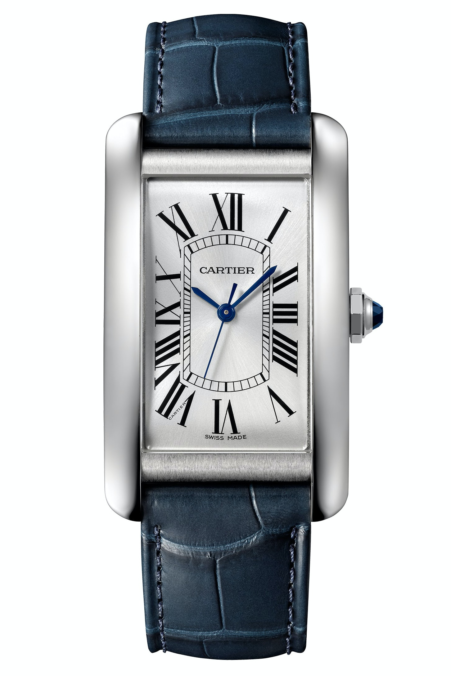 A Week On The Wrist: The Cartier Santos tank