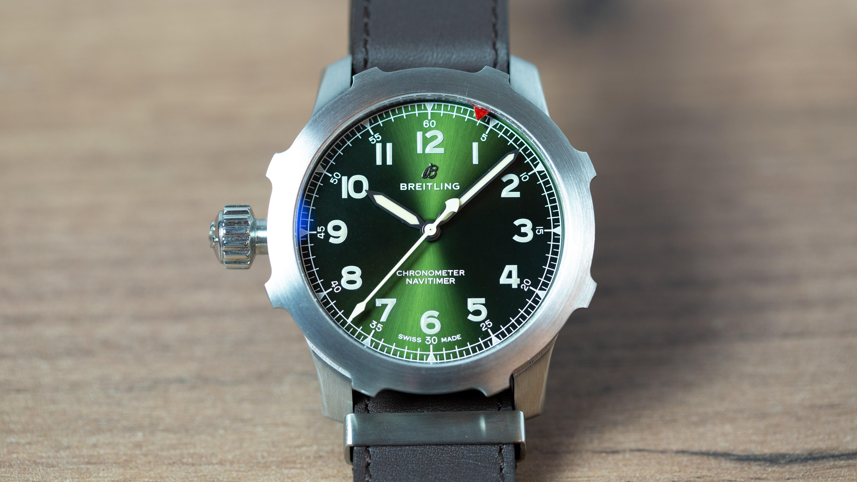 Hands-On: The Breitling Navitimer Super 8