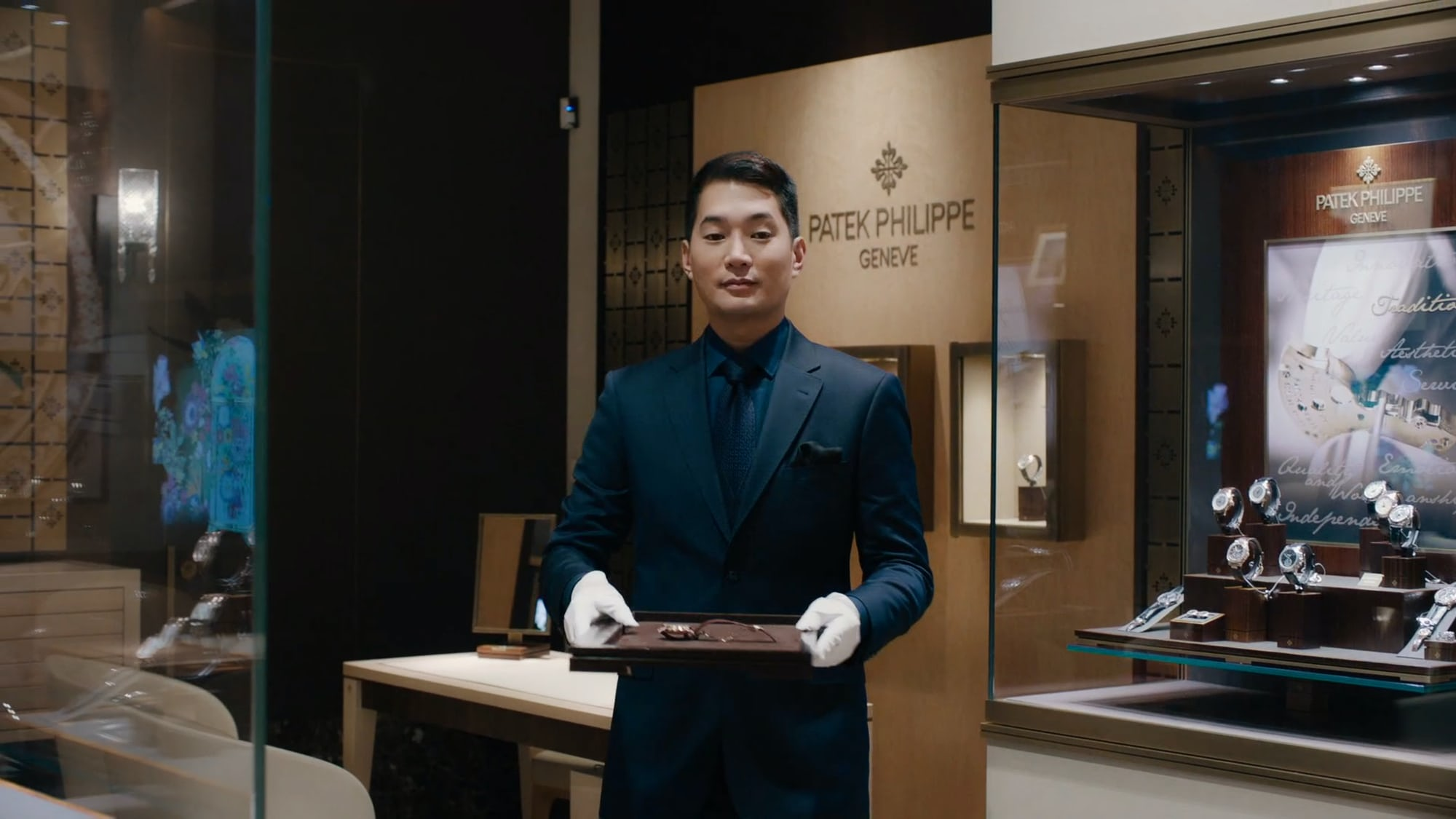 watch spotting: the wempe fifth avenue boutique (and a patek philippe 5270r) on showtime's billions Watch Spotting: The Wempe Fifth Avenue Boutique (And A Patek Philippe 5270R) On Showtime's Billions 5555