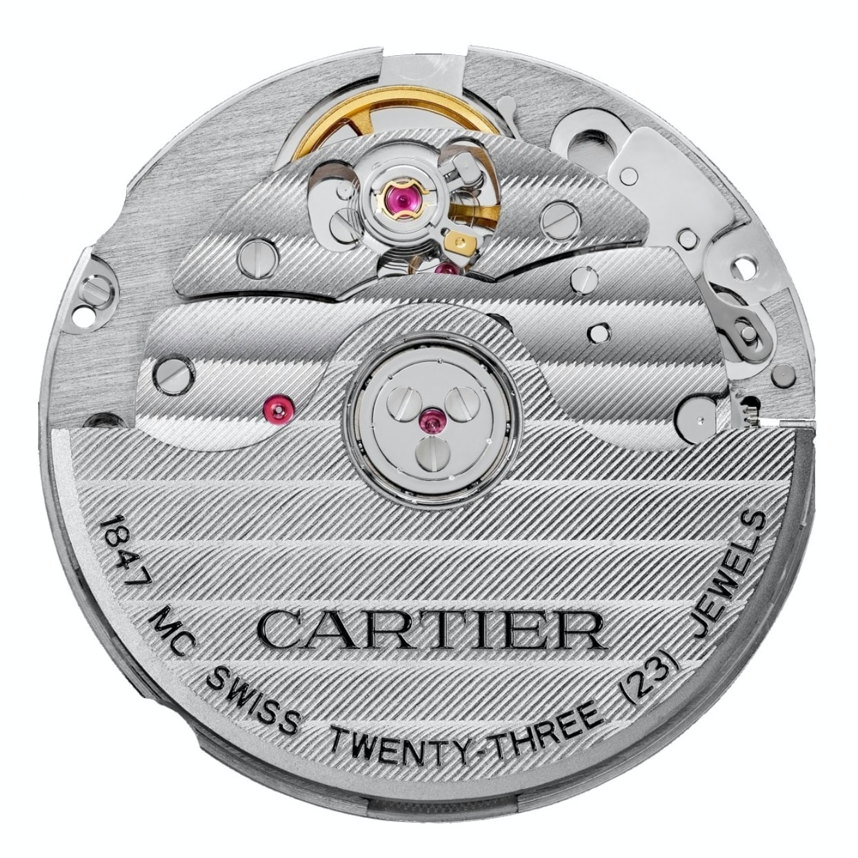 A Week On The Wrist: The Cartier Santos movement