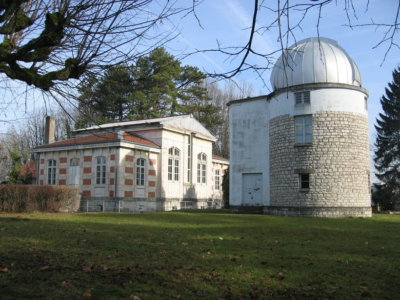 observatory at besancon