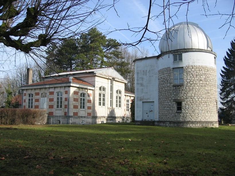 observatory at besancon