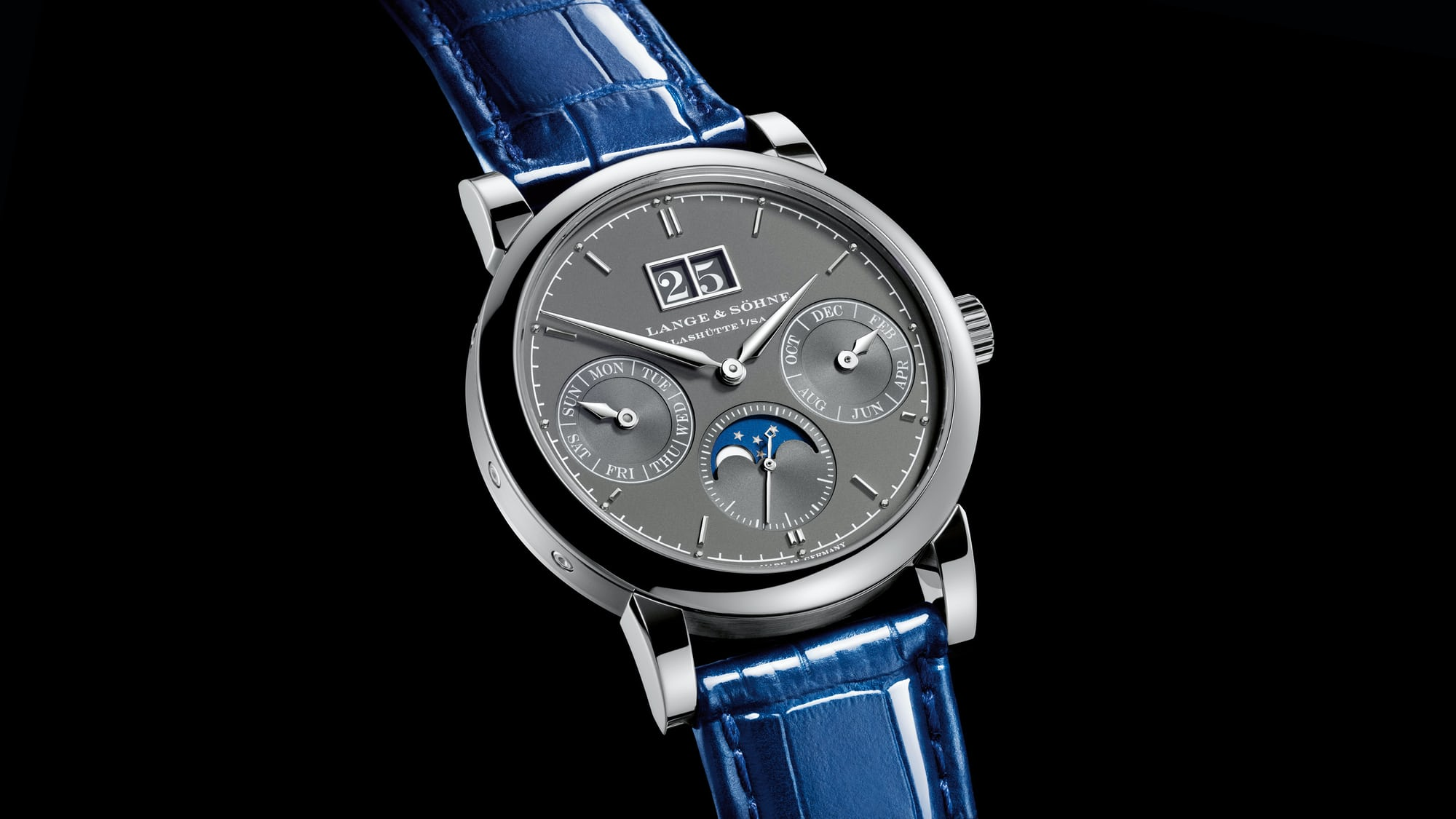 introducing: the a. lange & söhne saxonia annual calendar u.s. boutique exclusive Introducing: The A. Lange & Söhne Saxonia Annual Calendar U.S. Boutique Exclusive lange h