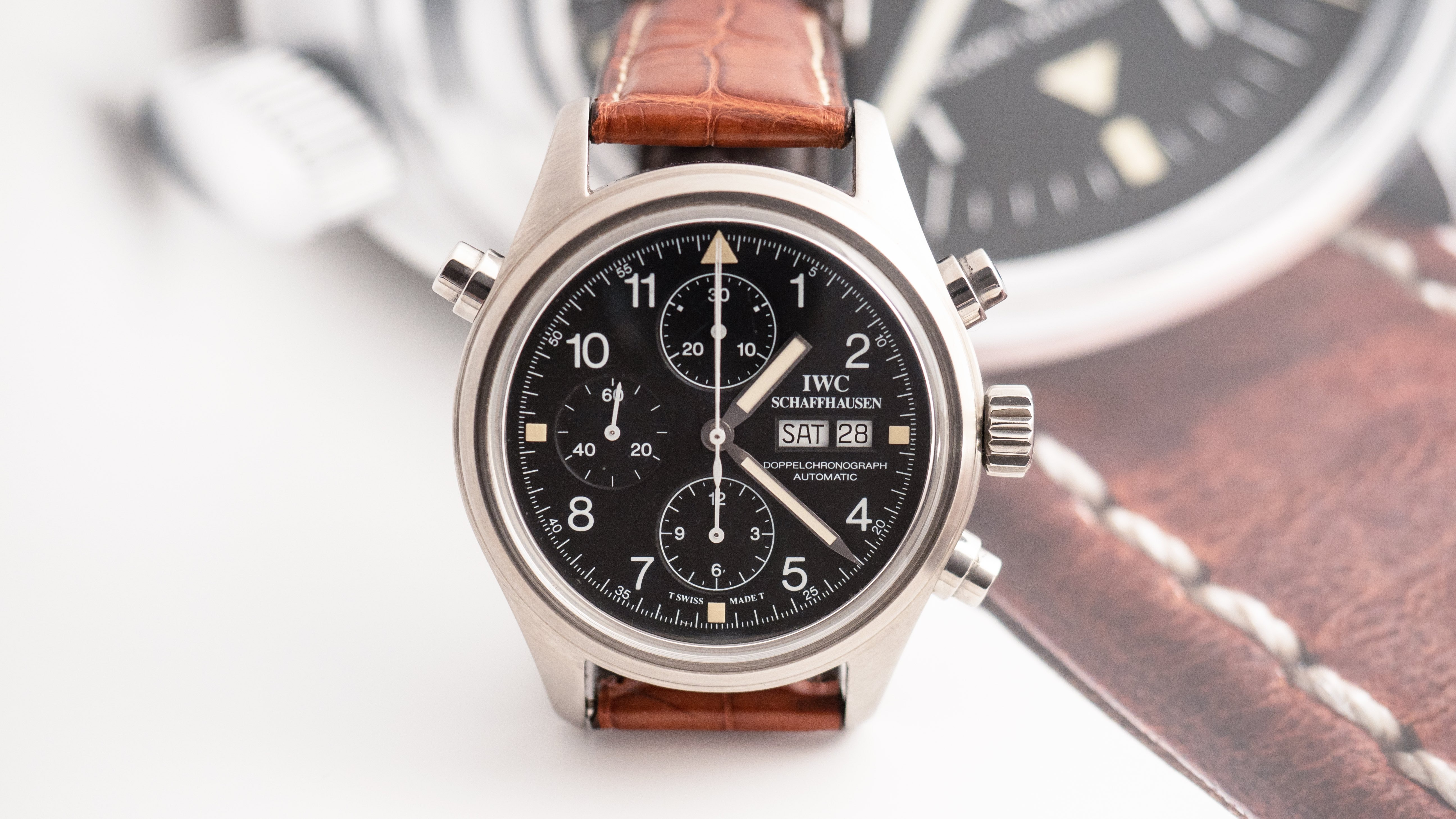 In-Depth: The IWC Doppelchrono Reference 3711