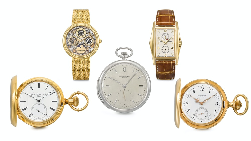 Auction Report: Five Horological Heavy Hitters Coming Up At Christie's Geneva