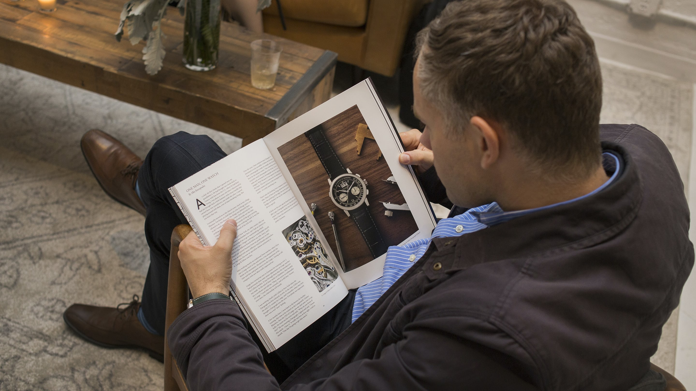 Photo Report: The HODINKEE Magazine, Volume 2, Launch Party - HODINKEE