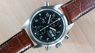 Split-Seconds Intention With The IWC Caliber 79230