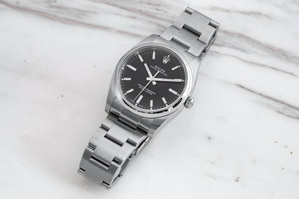 Hands On The Rolex Oyster Perpetual Now With White And Black Dials