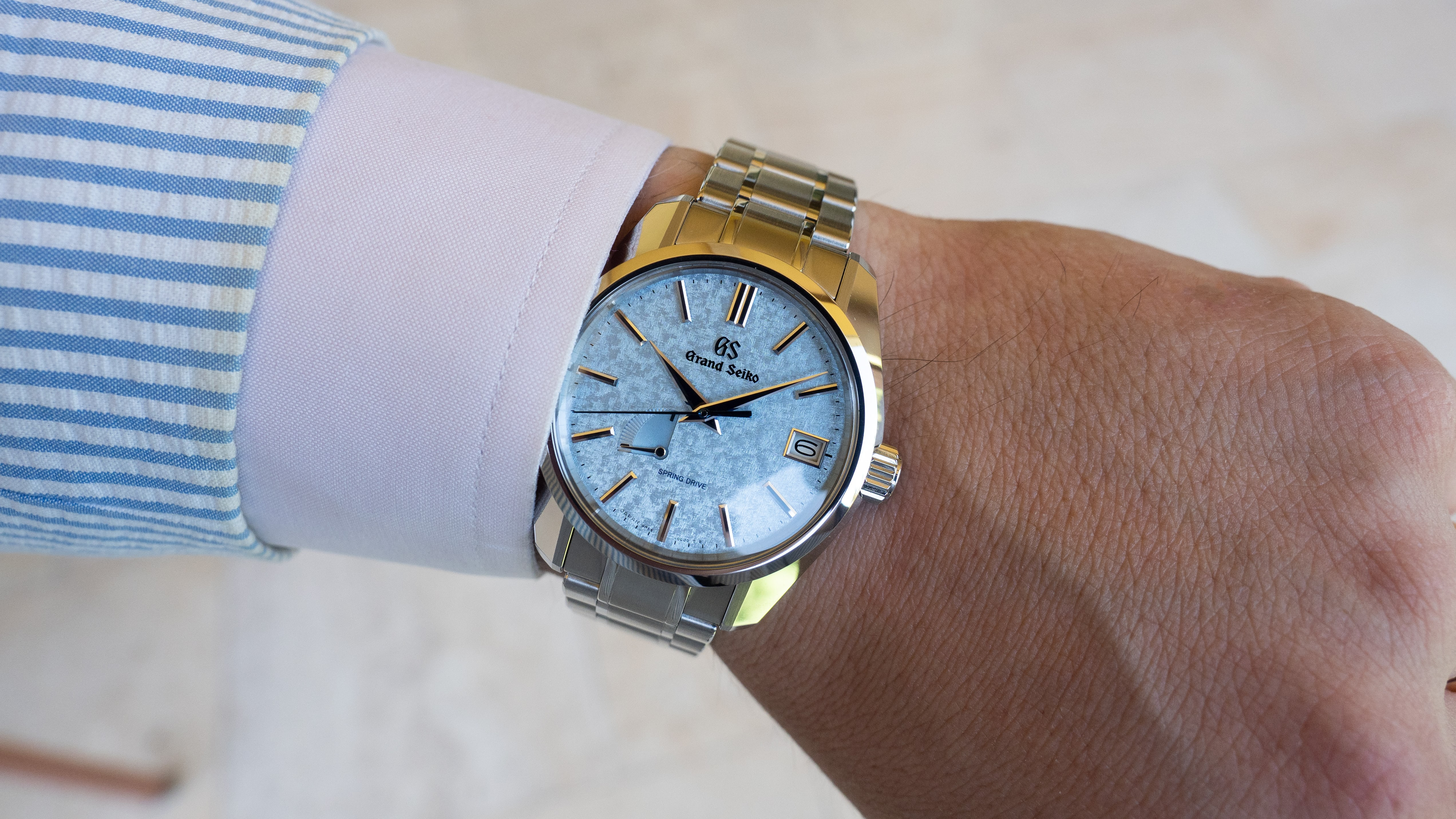 5d312f2f7c0 Introducing  The Grand Seiko Spring Drive U.S.-Only Limited Editions -  HODINKEE