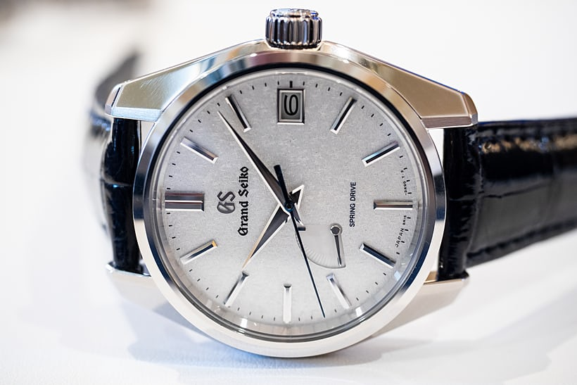 8c09b116c32 Introducing  The Grand Seiko Spring Drive U.S.-Only Limited Editions ...