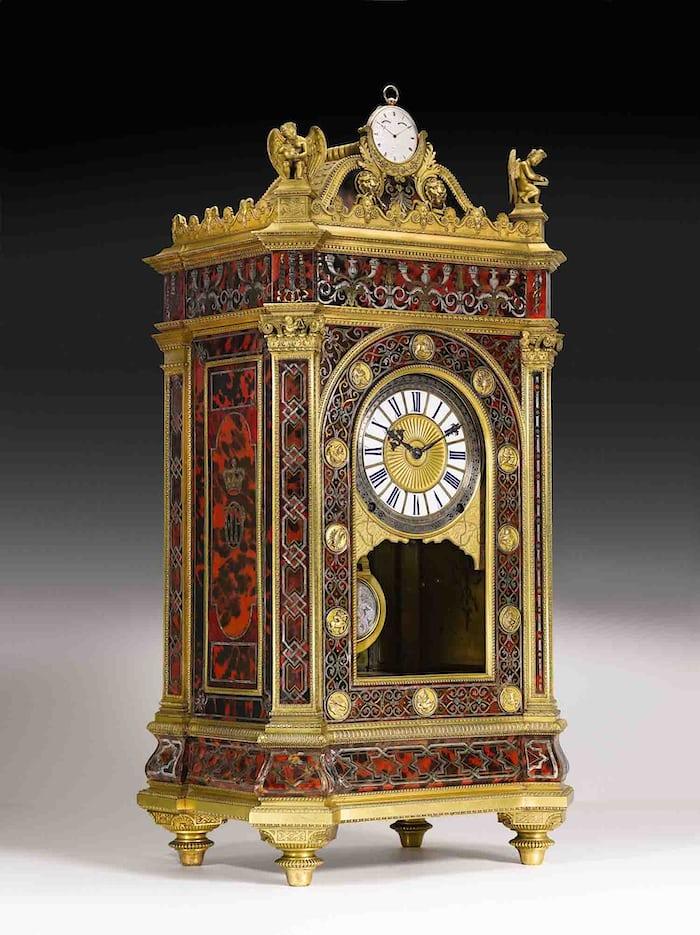 The Duc D'Orléans Breguet Sympathique Clock