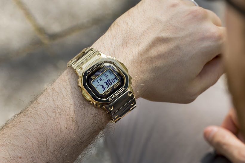 60a0d8541 One thing I did have a hard time adjusting to was how much attention I got  while wearing this watch. I caught people checking it out on the Subway, ...