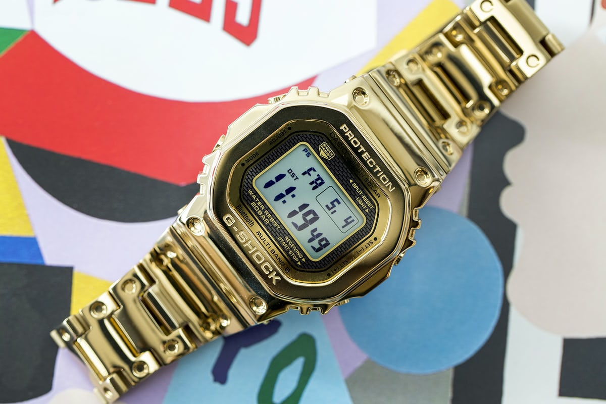 da2a0b1078a A Week On The Wrist  The Casio G-Shock GMW-B5000 Full Metal - HODINKEE