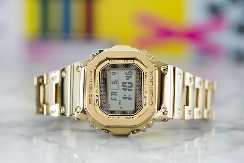 A Week On The Wrist: The Casio G-Shock GMW-B5000 Full Metal