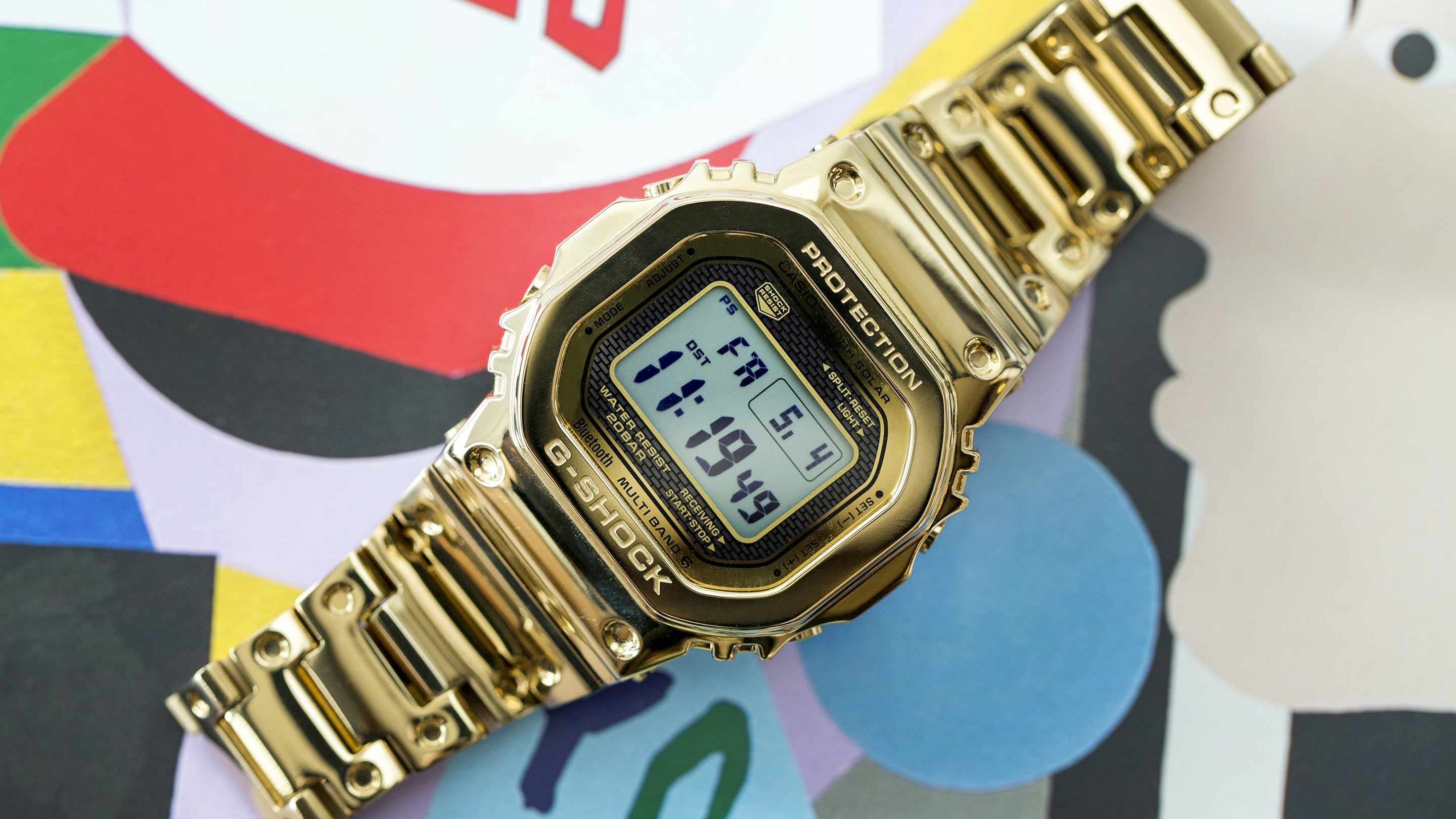 9c09b03e89f3 A Week On The Wrist  The Casio G-Shock GMW-B5000 Full Metal - HODINKEE