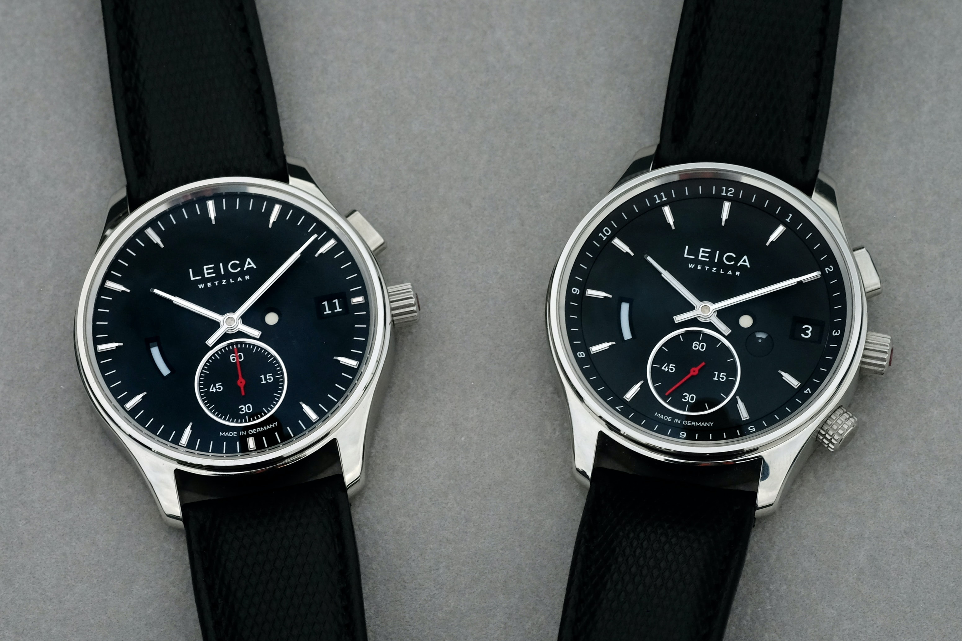 Introducing: The Leica L1 And L2 Watches (Live Pics & Details) Leica 15