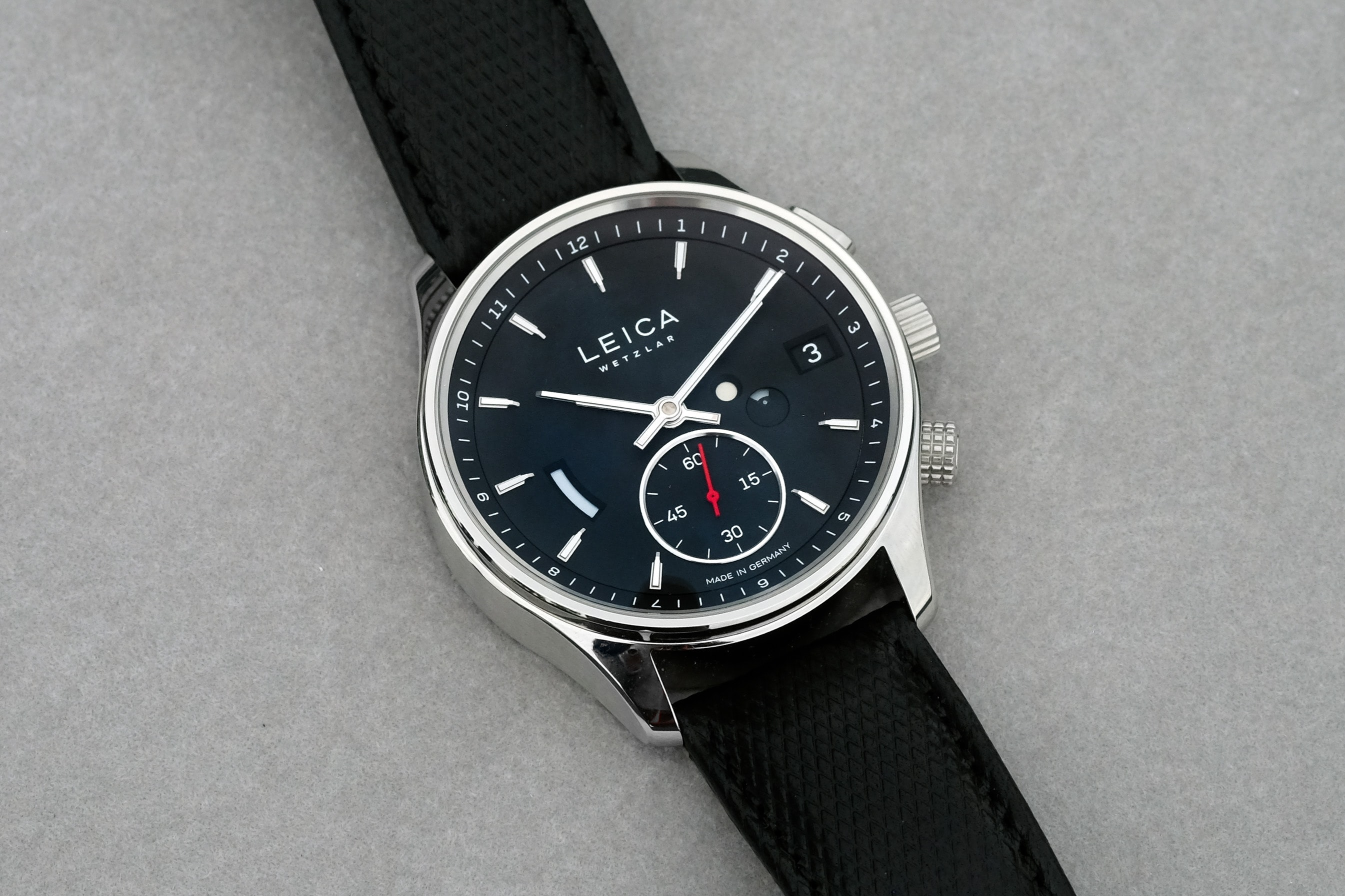 Introducing: The Leica L1 And L2 Watches (Live Pics & Details) Leica 12