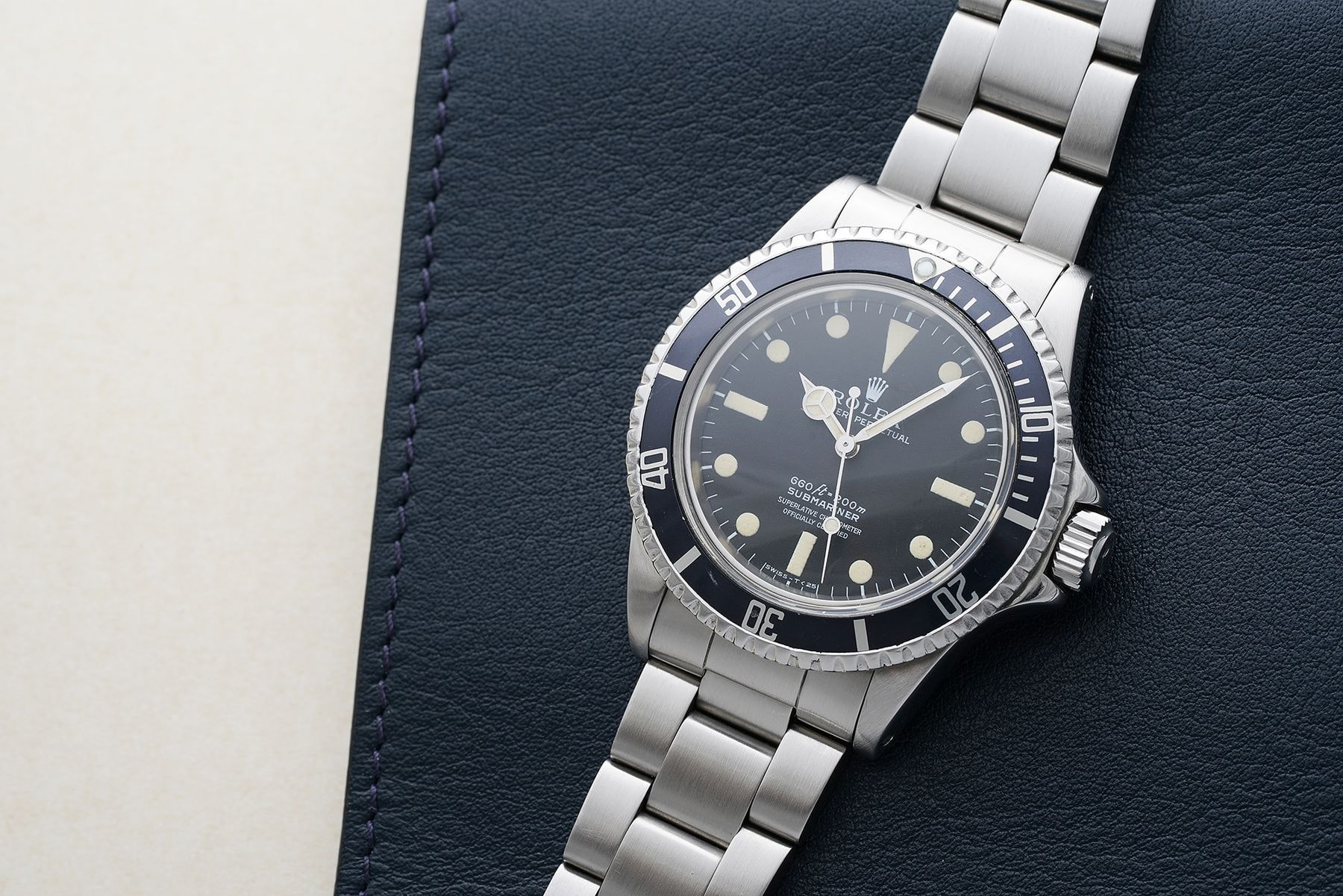 Auction Report: The McQueen Estate Disputes The Provenance Of Supposed Steve McQueen Submariner Being Sold By Phillips rolex