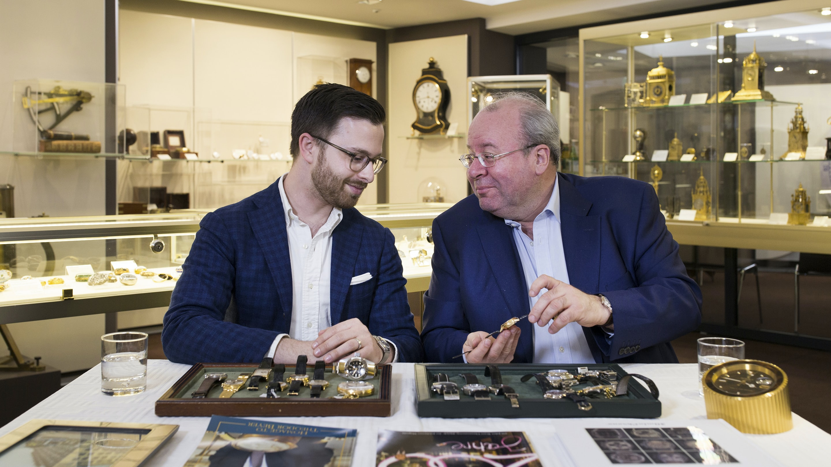Talking Watches: With René Beyer hero