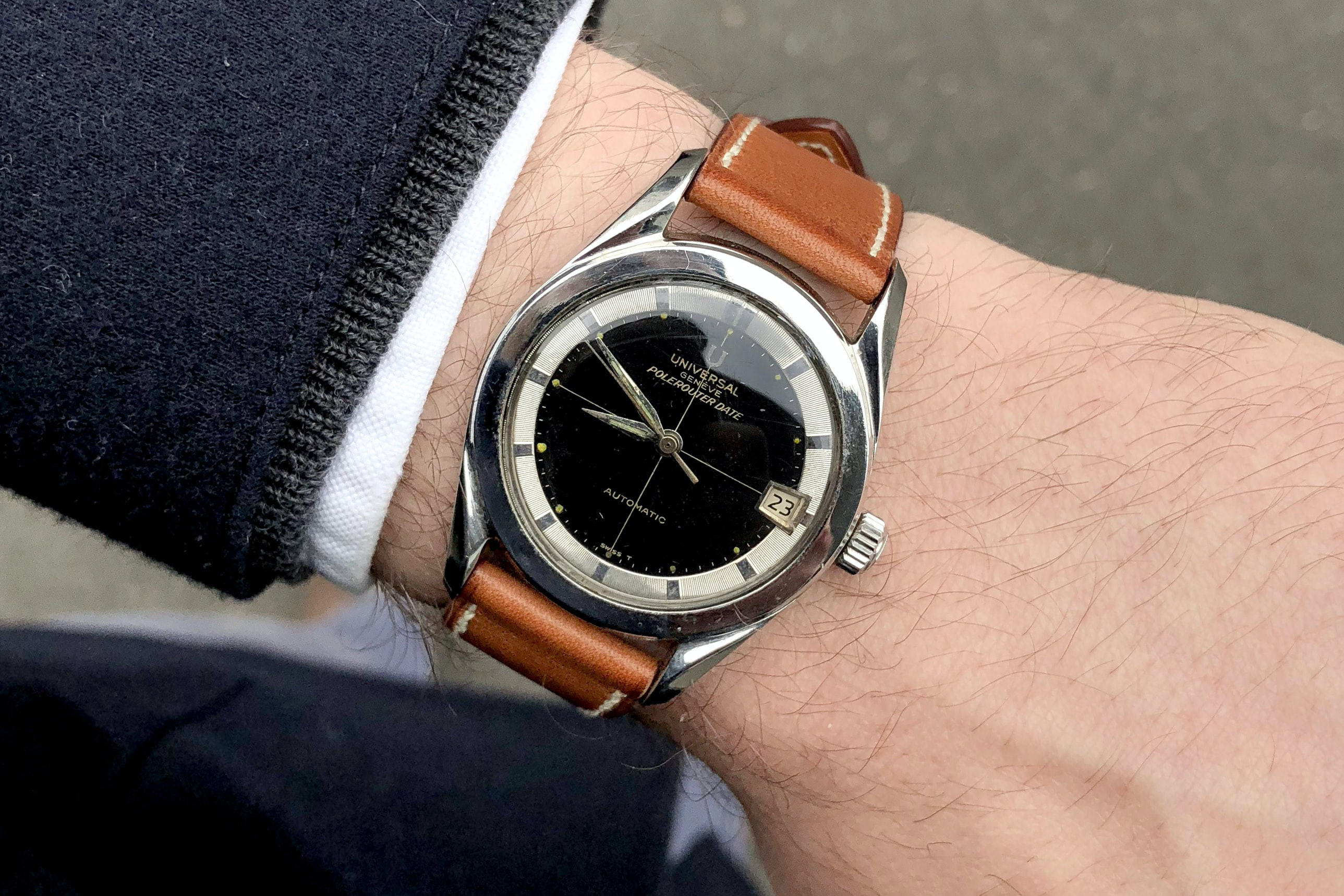 Editors' Picks: The Best Entry-Level Vintage Watches polerouter 01