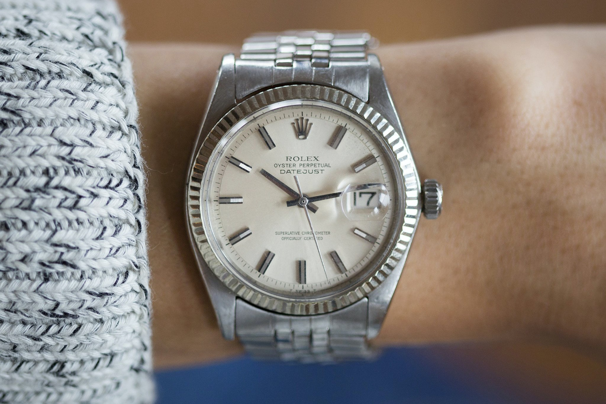 Editors' Picks: The Best Entry-Level Vintage Watches datejust