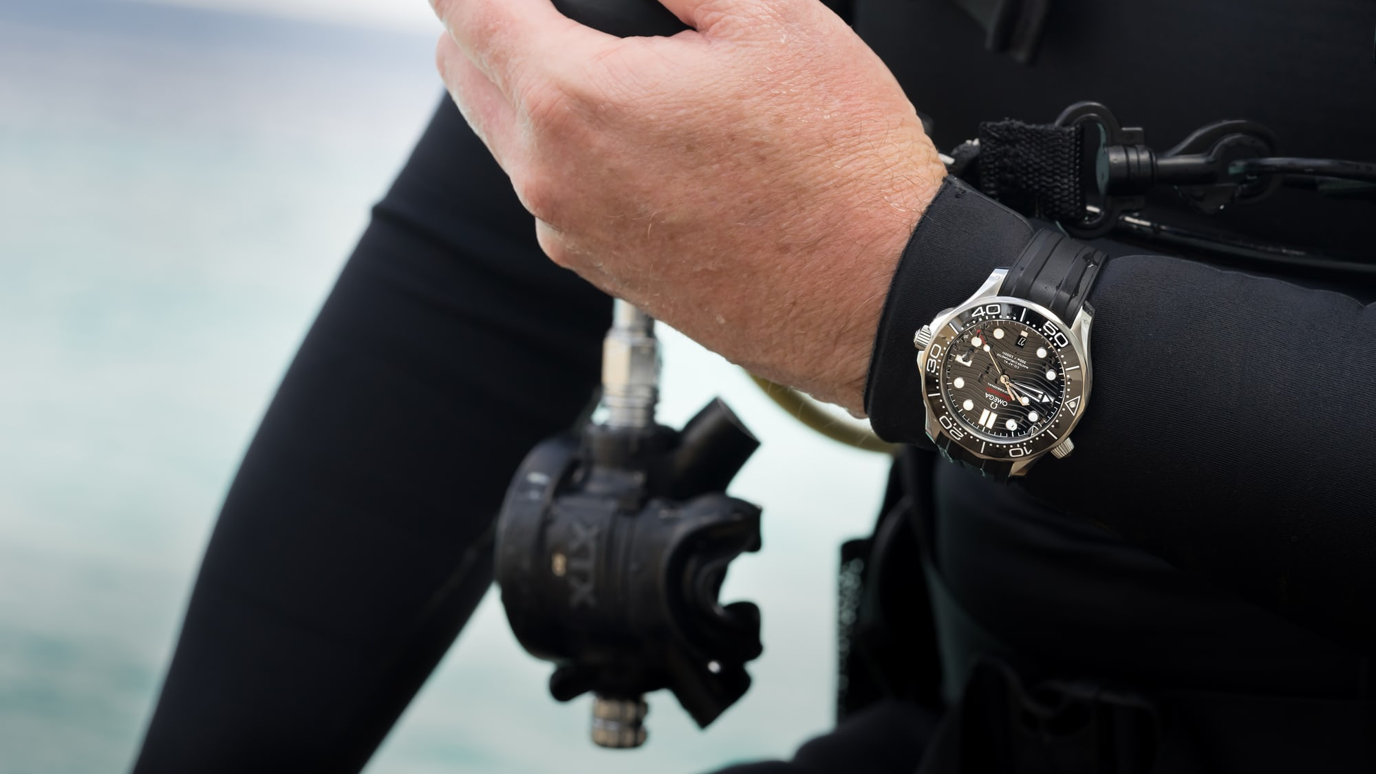 In-Depth: Diving With The Omega Seamaster Professional 300M SM300 pro 1