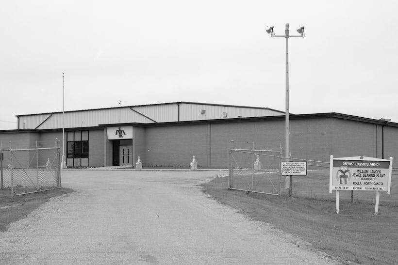 William Langer Jewel Bearing Plant, Rolla, North Dakota