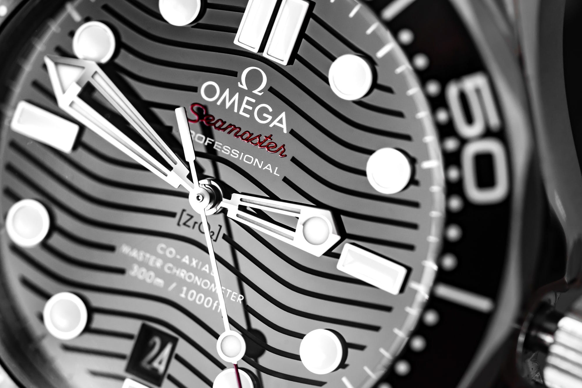 In-Depth: Diving With The Omega Seamaster Professional 300M SM300 pro 2