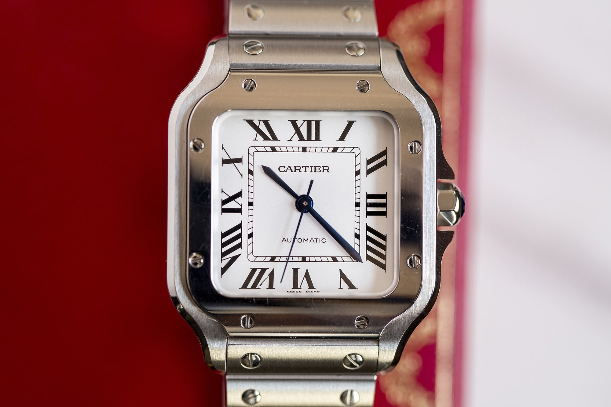 Business News: Richemont Retools For A Changing 21st Century Marketplace cartier 1