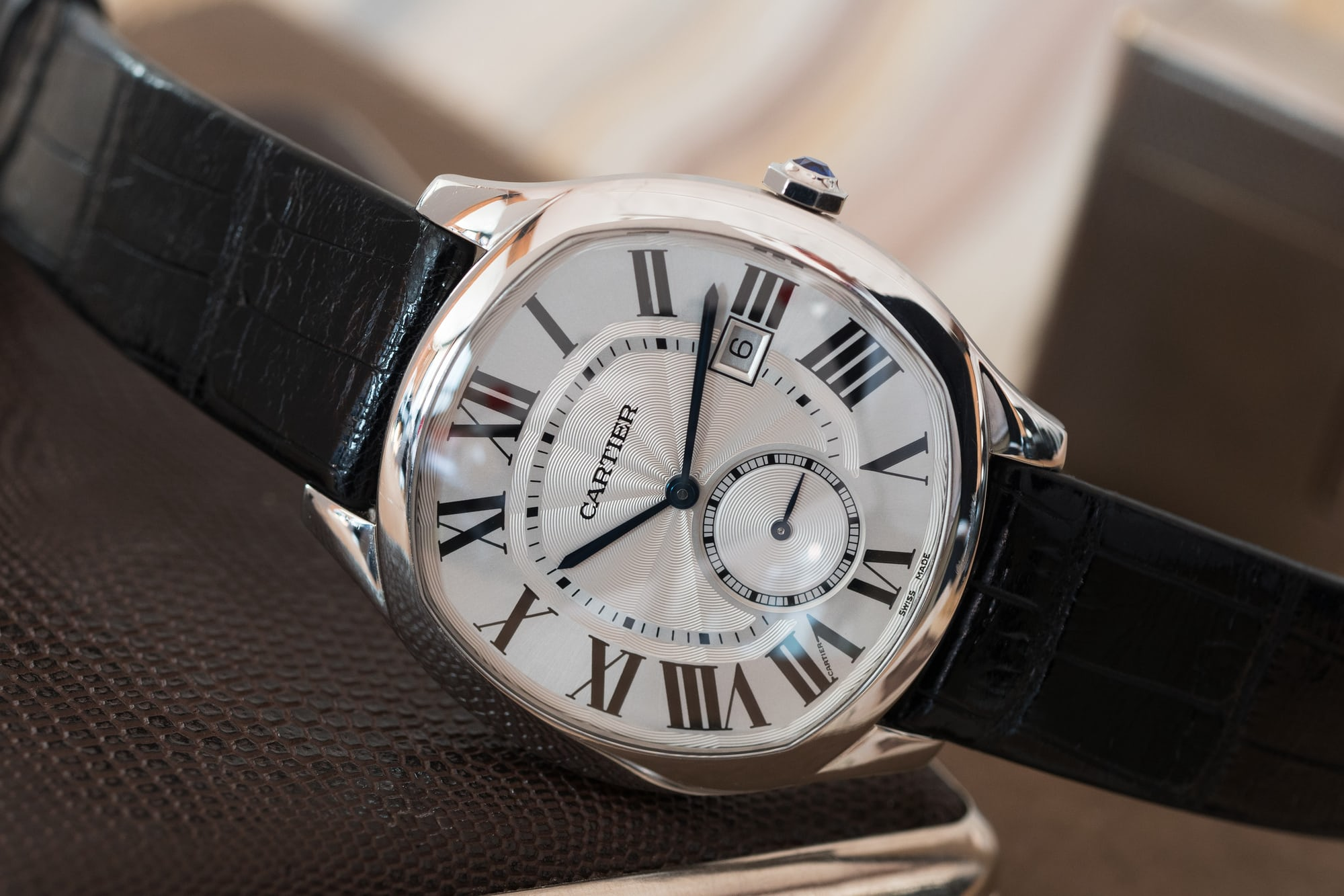 Business News: Richemont Retools For A Changing 21st Century Marketplace cartier 2