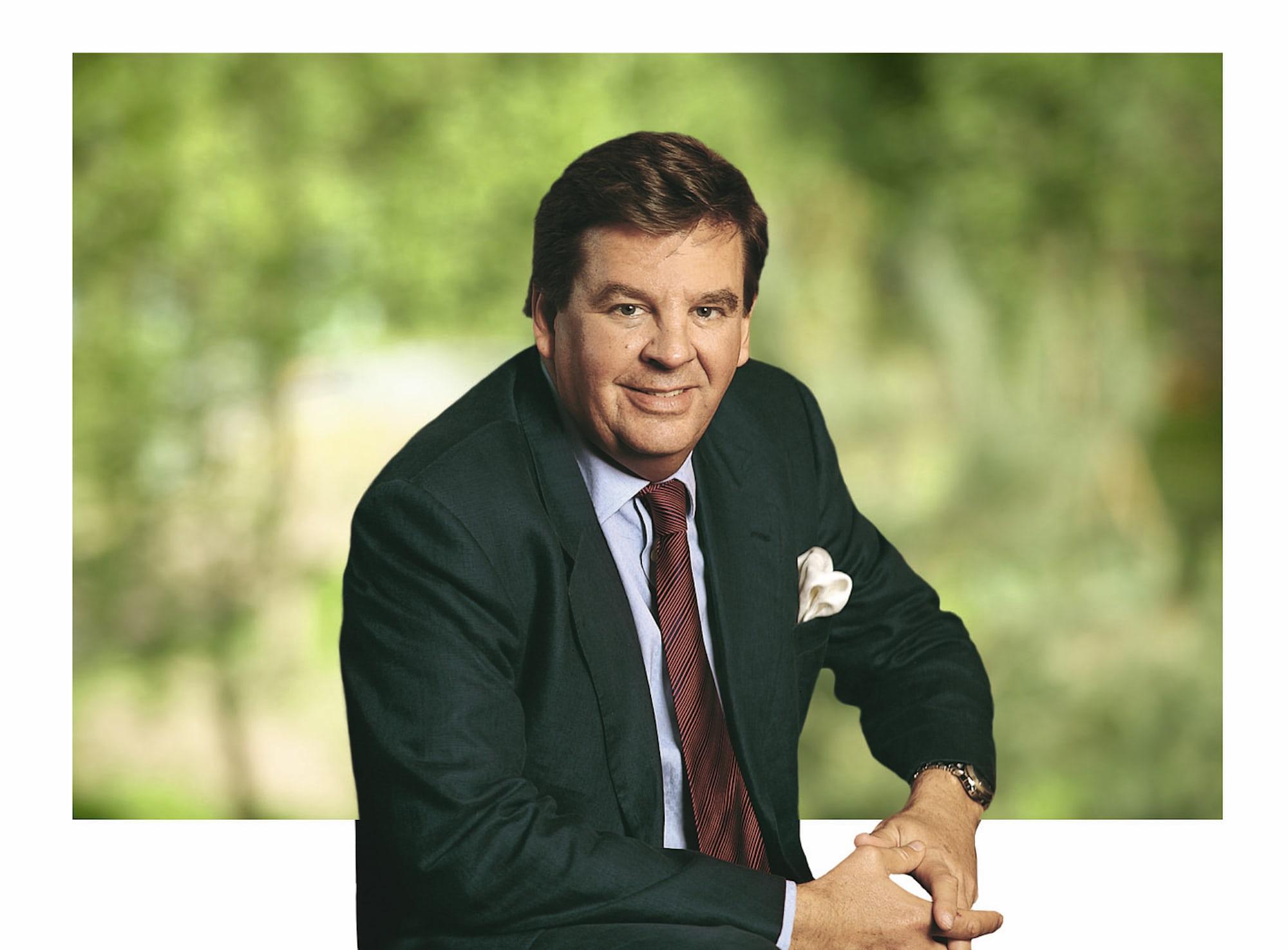 Business News: Richemont Retools For A Changing 21st Century Marketplace RUPERT Johann