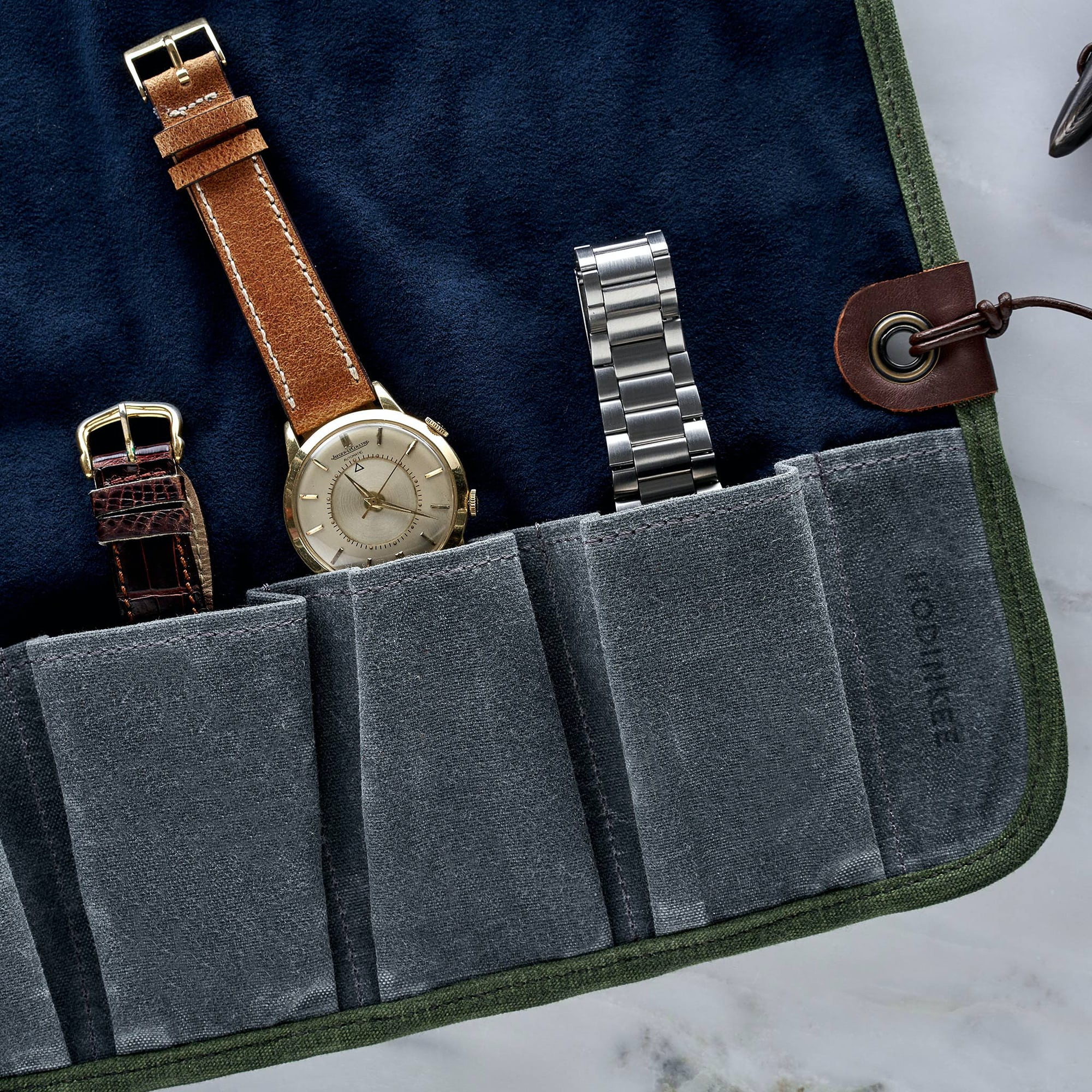 In The Shop – Our Favorite Watches And Accessories For The Fourth Of July ROLL C S BL 4
