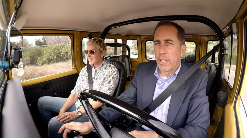Watch Spotting: Ellen DeGeneres Wearing A Paul Newman