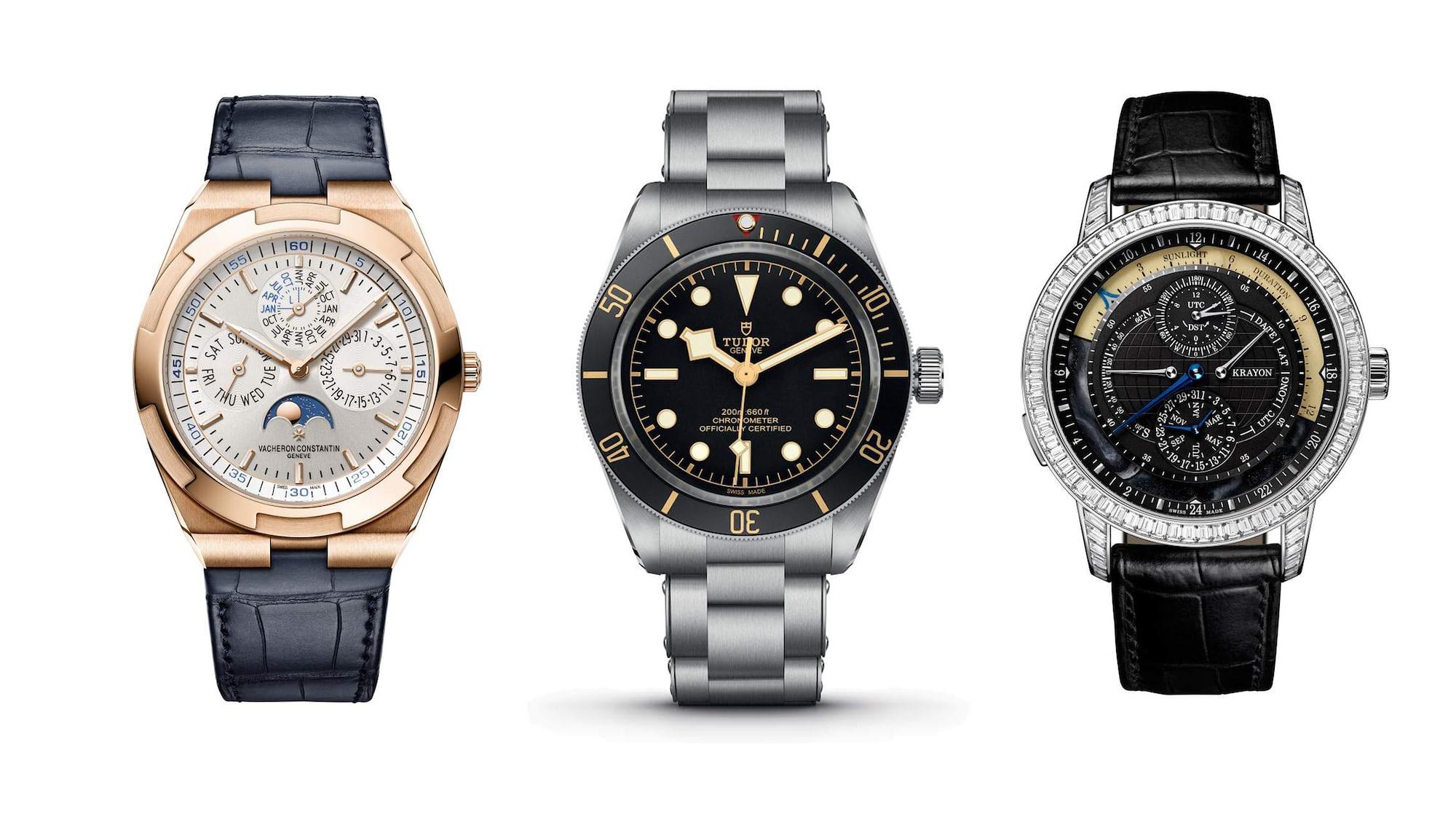 Breaking News: The Grand Prix d'Horlogerie De Genève Announces Candidate Watches For 2018 hero 2