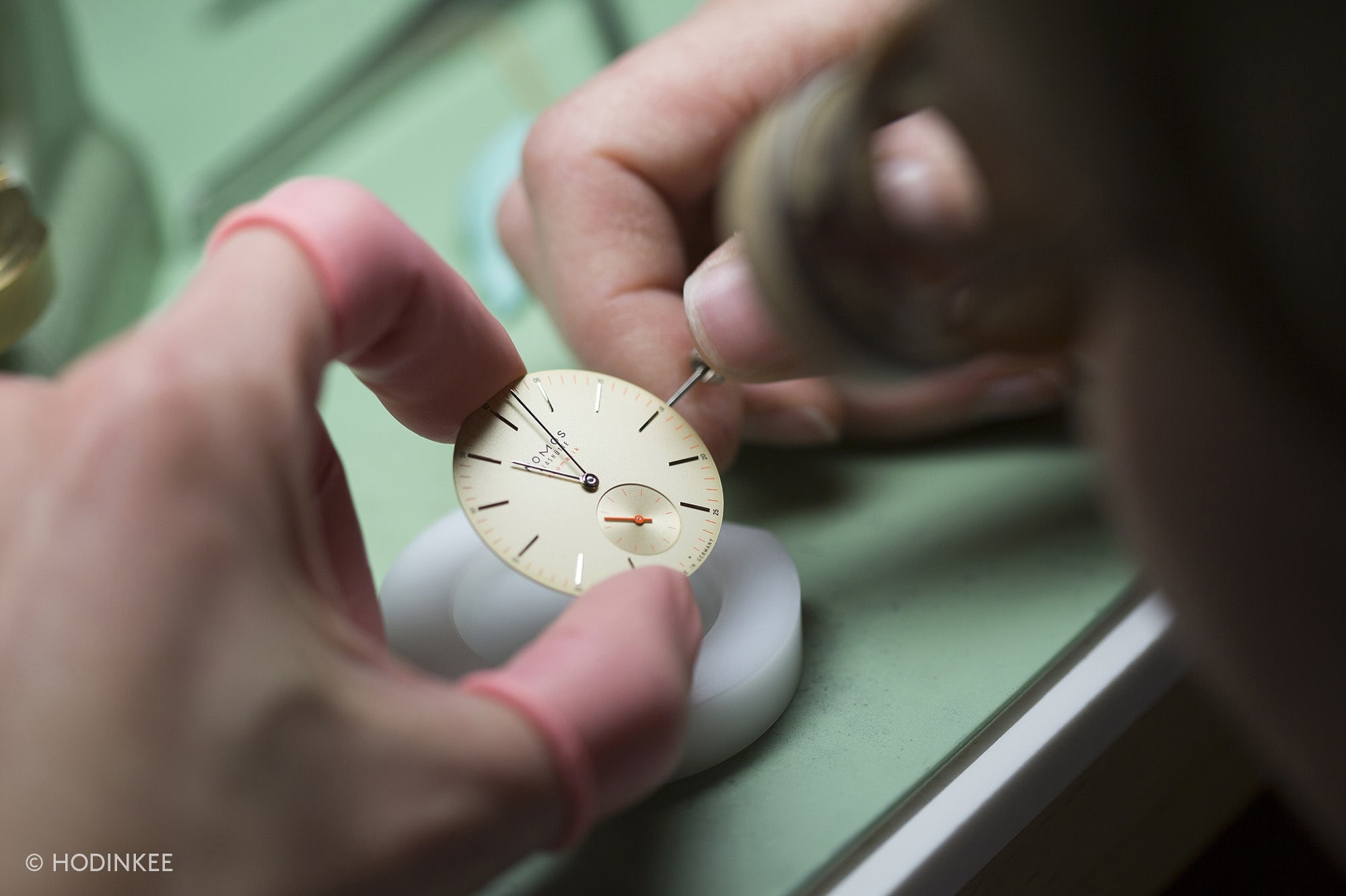 Sunday Rewind: A Look At How NOMOS Glashütte Designs And Develops A Watch 588A8910 copy