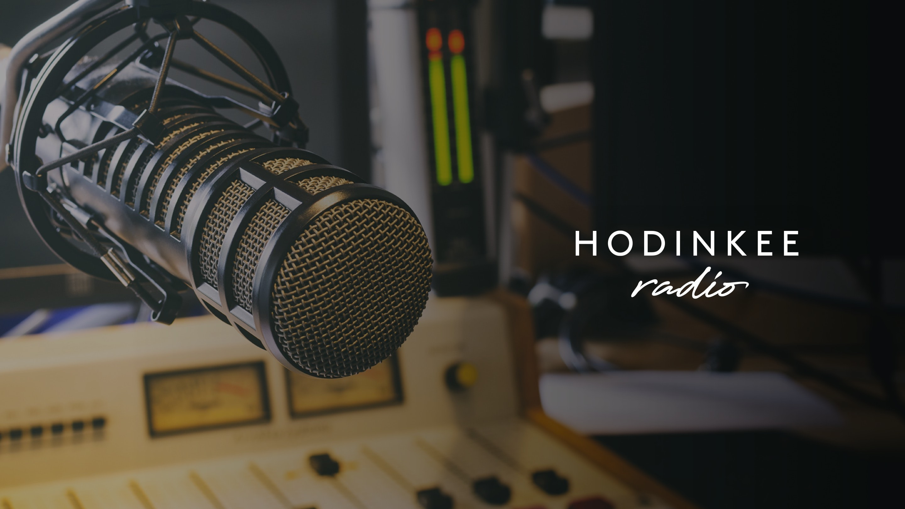 Introducing: HODINKEE Radio hero image final side by side